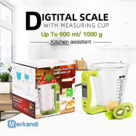 4-IN-1 Digital Electronic Measuring Cup DIGIWEIGHT