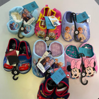 Frozen / Minnie Mouse / Minions / Cars / Spiderman Shoes