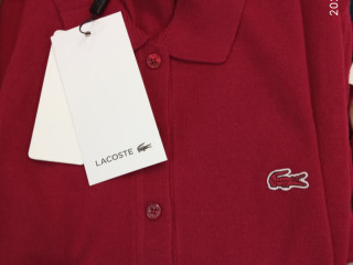 Stock of Lacoste women's clothing
