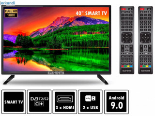 KB Elements Smart TV 40' inch -availability for 50'-55-60-65-75-85 NEW
